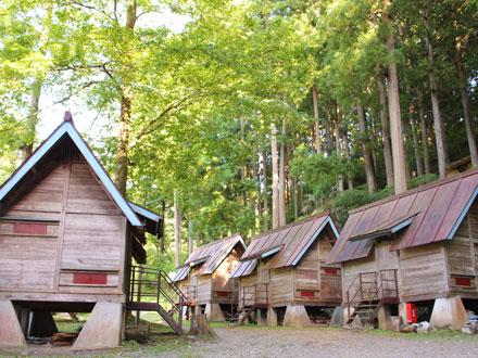 白石キャンプ場
